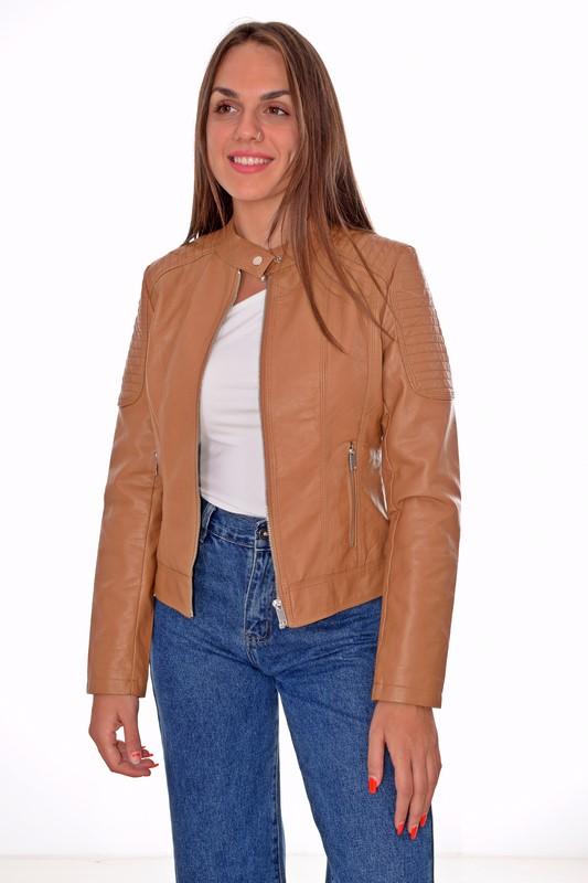 Γυναικείο Jacket Δερματίνη 55.33096